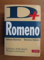 Anticariat: D+ italiano-romeno, romaneo-italiano
