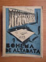 Anticariat: D. Karnabatt - Bohema de altadata (1944)