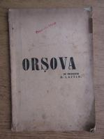 D. Laitin - Orsova (1944)