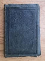 Anticariat: D. Martin Luthers - Die Bibel oder die ganze Heilige Schrift des Alten und Neuen Testaments (1922)