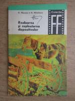 Anticariat: D. Morozan - Realizarea si exploatarea diapozitivelor (volumul 1)