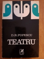 D. R. Popescu - Teatru
