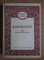 Anticariat: D. Th. Neculuta - Spre Taramul Dreptatii