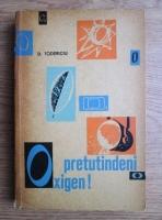 D. Todericiu - Pretutindeni oxigen