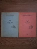 D. Todoran, O. Safran - Curs de pedagogie (2 volume)