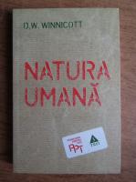 D. W. Winnicott - Natura umana
