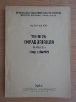 Anticariat: Damian Ion - Tehnica impaduririlor (partea a 3-a, impaduriri)