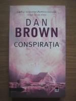 Anticariat: Dan Brown - Conspiratia