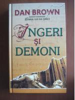 Anticariat: Dan Brown - Ingeri si demoni (editura Rao, 2003)