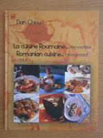 Anticariat: Dan Chisu - Romanian cuisine reinvented