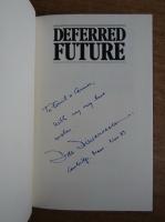 Anticariat: Dan Dimancescu - Corporate ad World Debt and Bankruptcy (contine autograful autorului)