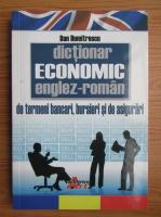 Anticariat: Dan Dumitrescu - Dictionar economic englez-roman