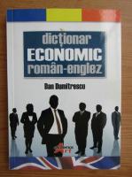 Anticariat: Dan Dumitrescu - Dictionar economic roman-englez