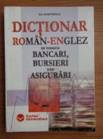 Dan Dumitrescu - Dictionar roman-englez de termeni bancari, bursieri si de asigurari