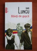 Anticariat: Dan Lungu - Baieti de gasca (Top 10+)