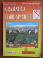 Dan Munteanu - Gramatica limbii spaniole