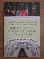 Anticariat: Dan Silviu Boerescu - Si principii se indragostesc cateodata...povesti de dragoste din Carpati pana la Viena