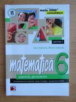 Dan Zaharia - Algebra, geometrie, volumul 1. Clasa a VI-a (2014)