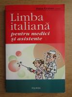 Dana Grasso - Limba italiana pentru medici si asistente