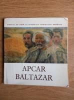 Dana Herbay - Apcar Baltazar. Expozitie retrospectiva 1880-1909