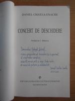 Daniel Cristea Enache - Concert de deschidere (cu autograful si dedicatia autorului pentru Balogh Jozsef)