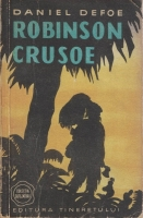 Anticariat: Daniel Defoe - Robinson Crusoe (colectia Cutezatorii)