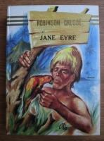 Daniel Defoe - Robinson Crusoe et Jane Eyre