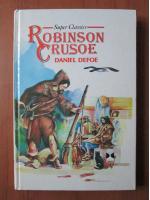 Daniel Defoe - Robinson Crusoe (in limba engleza)