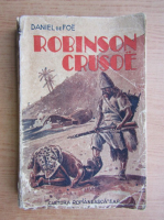 Anticariat: Daniel Defoe - Robinson Crusoe (volumul 3, 1940)