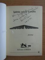 Daniel Iacob Vorona - Noi si bunul Dumnezeu (cu dedicatia si autograful autorului pentru Balogh Jozsef)