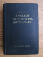 Daniel Jones - English pronouncing dictionary
