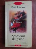 Anticariat: Daniel Mason - Acordorul de piane