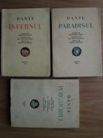 Dante Alighieri - Divina Comedie. Infernul, Paradisul, Purgatoriul (Craiova, 1935)