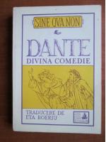 Dante Alighieri - Divina comedie (Infernul, Purgatoriul, Paradisul)