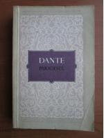 Anticariat: Dante Alighieri - Paradisul
