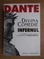 Dante - Divina comedie. Infernul (editie bilingva)