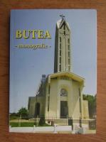 Anticariat: Danut Dobos - Butea. Monografie