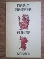 Anticariat: Dario Samper - Poeme