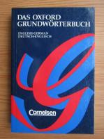 Das Oxford Grundworterbuch English-German