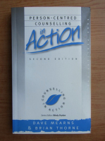 Anticariat: Dave Mearns - Person-centred counselling in action