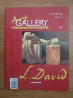 Anticariat: David (Art Gallery, Viata si operele marilor protagonisti ai artei, nr. 54)
