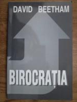 David Beetham - Birocratia