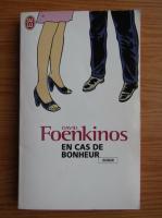 David Foenkinos - En cas de bonheur