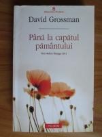 Anticariat: David Grossman - Pana la capatul pamantului