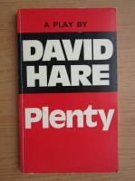 Anticariat: David Hare - Plenty