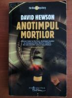 David Hewson - Anotimpul mortilor
