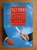 Anticariat: David Hoyle - ISO 9000 Quality systems handbook