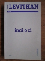 Anticariat: David Levithan - Inca o zi