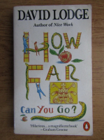 Anticariat: David Lodge - How far can you go?
