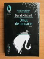 Anticariat: David Mitchell - Omul de ianuarie